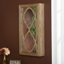 Juliann Wall Mount Jewelry Mirror