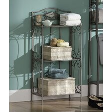 Three-Tier Lyon Bathroom Rack
