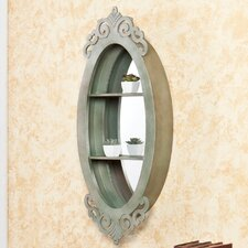Edan Shadowbox Wall Mirror