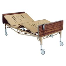 Heavy Duty Bariatric Hospital Bed in Brown