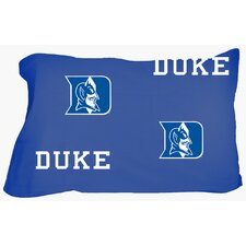 Duke Blue Devils Pillow Case Set