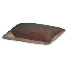 Antimicrobial Knife-Edge Pillow Dog Bed