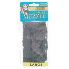 Aspen Pets Dog Muzzle in Black