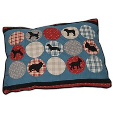 Rover Quilted Pillow Pet Bed