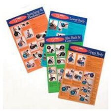 Wall Chart Package (Set of 4)