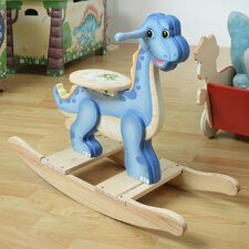 Dinosaur Kingdom Children's Rocker