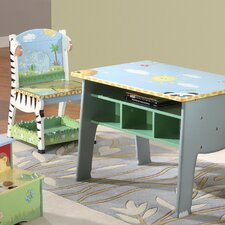Sunny Safari Kid's Desk Chair