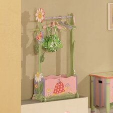 Magic Garden Coat Rack