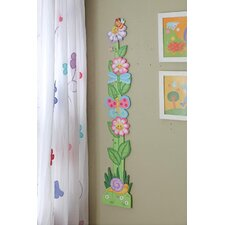 Magic Garden Girls' Growth Chart
