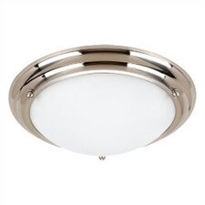 Centra Small 2 Light Flush Mount