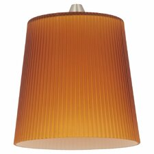 Ribbed Glass Shade