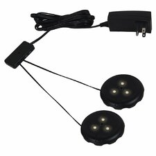 Ambiance LED 2 Puck Light Kit
