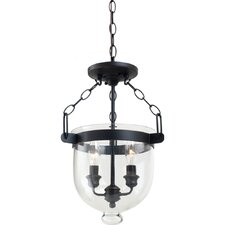 Westminster 2 Light Semi-Flush Mount