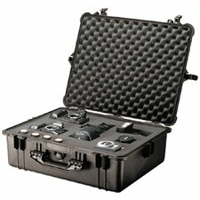 Pelican - Large Protector Cases 1600 Case: 562-1600Nf-Black - 1600 case without foam