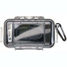 iPhone® / iPod Touch® Case Clear with Black Liner)
