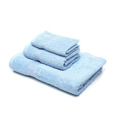 Egyptian 3 Piece Towel Set