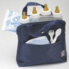 Maxicool 4 Bottle Cooler Bag in Navy