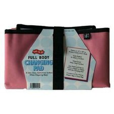 Full Body Changing Pad in Pink