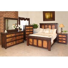 Copper Canyon Panel Bedroom Collection