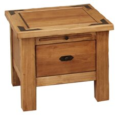 Lodge End Table