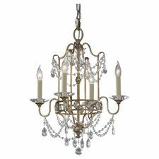 Gianna 4 Light Chandelier