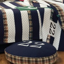 Rugby Decorative Cotton Pillow