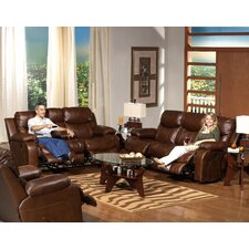 Dallas Leather Living Room Collection