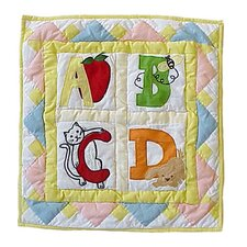 ABC Toss Pillow
