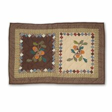 Acres of Acorns King Size Sham