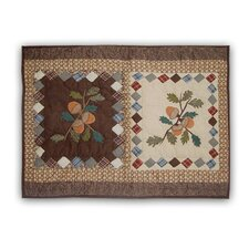 Acres of Acorns Standard Pillow Sham