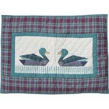 Ducks Standard Pillow Sham