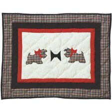 Scottie Standard Pillow Sham