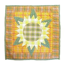 Sunflower Toss Pillow