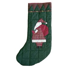 Kris Kringle Stocking