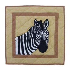 Safari Cotton Toss Pillow