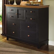 Sterling Pointe Dressing 8 Drawer Dresser