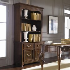 Cherry Grove New Generation Bookcase Hutch