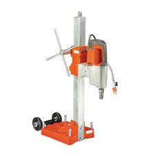 DS800 Diamond Core Drill Rig with Milwaukee 4004 Motor and Anchor Base