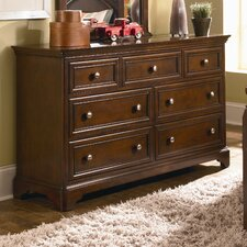 Covington 7 Drawer Dresser