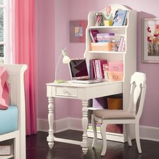 Hannah Bookcase Writing Desk