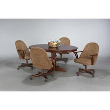 Chromcraft Coret 5 Piece Dining Set