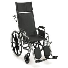 Breezy EC 4000 High Strength Lightweight Reclining Wheelchair