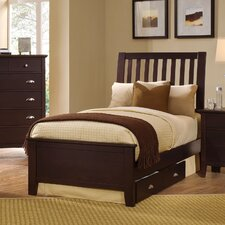 Twilight Slat Youth Bed