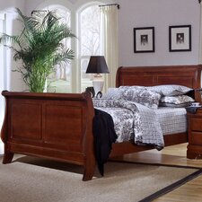 Barnburner Thirteen Sleigh Bed