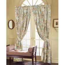 Dorsett Cotton Curtain Panel Pair (Set of 2)