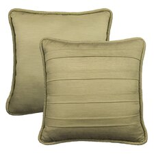 Columbiana Pleated Pillow