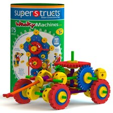 Wacky Machines Building 175 Piece Set