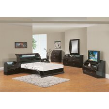 Madison Sleight Bedroom Collection