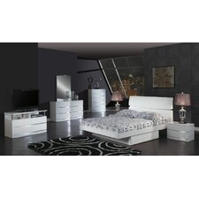 Aurora Platform Bedroom Collection