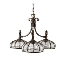 Galeana 3 Light Chandelier
